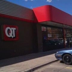 Photo taken at QuikTrip by Jake M. on 4/1/2011
