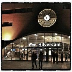 Photo taken at Station Hilversum by Douwe W. on 1/16/2012