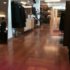 Photo taken at Barneys New York by Kate H. on 8/27/2011