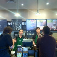 Photo taken at Starbucks Coffee by Ankit M. on 5/31/2012