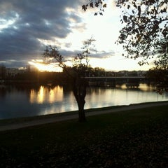 Photo taken at Vichy by Guillaume on 11/19/2011
