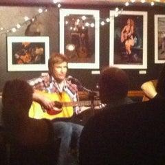 Photo taken at Bluebird Cafe by Amanda B. on 10/9/2011