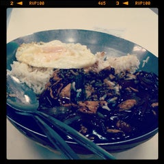 Photo taken at Food Court Kepong Village Mall by JingKai S. on 8/20/2012