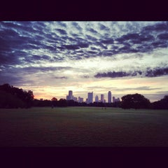 Photo taken at Zilker Park by Richard K. on 8/27/2012