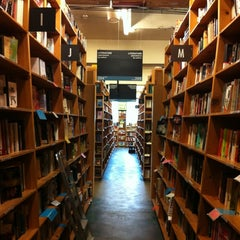 Photo taken at Powell's City of Books by John W. on 6/12/2012