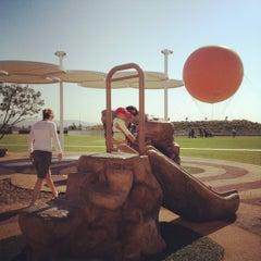 Photo taken at Kids Rock at Orange County Great Park by John C. on 5/13/2012