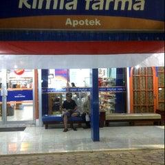 Photo taken at Apotik Kimia Farma 246 by ahamay a. on 9/8/2011