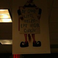 Photo taken at Chick-fil-A by Melinda B. on 12/17/2011