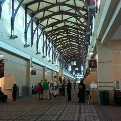 Photo taken at Chattanooga Convention Center by Lee M. on 11/4/2011