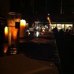Photo taken at Sanafir Restaurant and Lounge by John B. on 1/26/2012