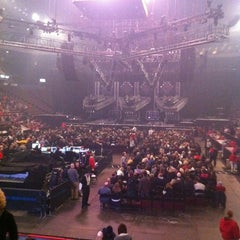Photo taken at US Bank Arena by Mimi T. on 12/2/2011