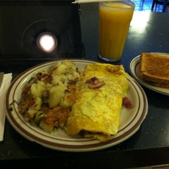 Photo taken at CJ's Cafe by Brian H. on 4/13/2012