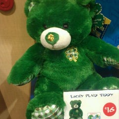 Photo taken at Build-A-Bear Workshop by Reily S. on 2/19/2012