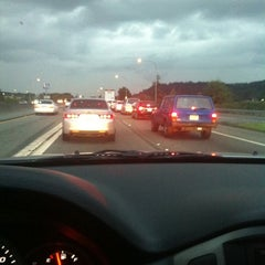 Photo taken at SR 167 by Veronica K. on 10/6/2011