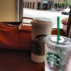 Photo taken at Starbucks by Melissa L. on 8/8/2012