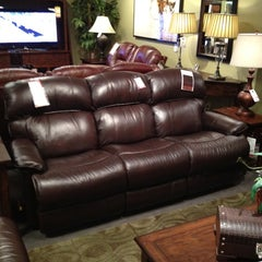 Photo taken at Mathis Brothers Furniture by Brad W. on 2/18/2012