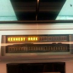 Photo taken at Cork Kent Railway Station by Mark K. on 1/13/2012