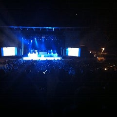 Photo taken at Santa Barbara Bowl by allycat on 4/11/2011
