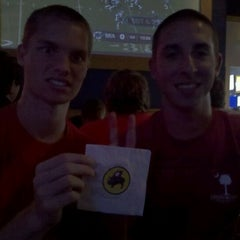 Photo taken at Buffalo Wild Wings by Nathan F. on 9/12/2011