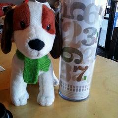 Photo taken at Starbucks by Charles P. on 1/13/2012