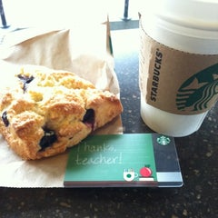 Photo taken at Starbucks by Russell L. on 5/3/2012
