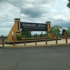 Photo taken at Gunung Jerai by ♥mida k. on 12/28/2011