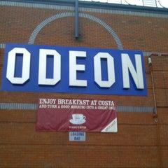 Photo taken at ODEON by Daniel T. on 8/15/2012