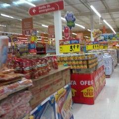 Photo taken at Hipermercado Extra by Jordane B. on 10/29/2011