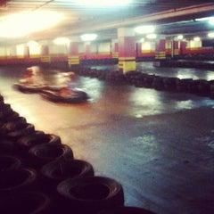 Photo taken at Amazon Kart Indoor by Wlamir Hiroshi | Tuco on 8/30/2012