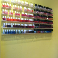 Photo taken at Nail Bar by Julie G. on 7/28/2011