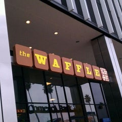 Photo taken at The Waffle by John S. on 9/11/2011