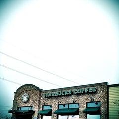 Photo taken at Starbucks by Shana D. on 12/13/2011
