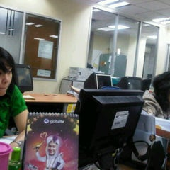 Photo taken at HRD room Wisma indovision lt 11 by zach on 1/17/2012