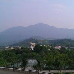 Photo taken at Bishuiwan Hot Spring Holiday Inn Resort by cai x. on 9/23/2011