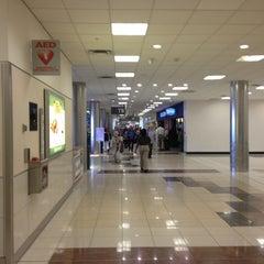 Photo taken at Gate 57 by Weston R. on 5/8/2012
