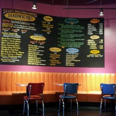 Photo taken at Snarf's Sub Shop by Stephen M. on 11/5/2011