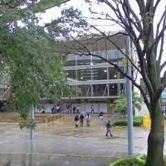 Photo taken at Plaza Mayor - Convenciones y Exposiciones by Edwin S. on 10/30/2011