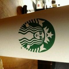 Photo taken at Starbucks by Elaina S. on 2/7/2012