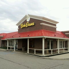 Photo taken at Bob Evans Restaurant by Alex G. on 3/18/2012