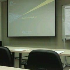Photo taken at Ernst Young University by Carlos Eduardo on 5/24/2012
