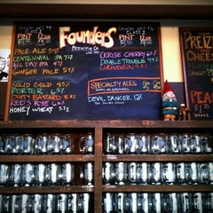 Photo taken at Founders Brewing Co. by Dïck on 6/13/2012
