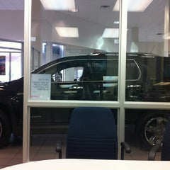 Photo taken at GSL Chev City by Jay M. on 4/11/2012