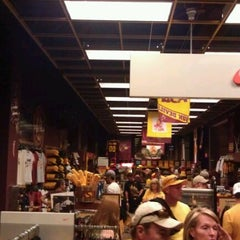 Photo taken at Sparky's Stadium Shop by Ryan E. on 10/30/2011
