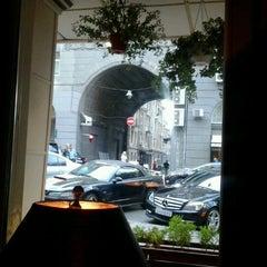 Photo taken at BarBQ by Kseniya M. on 8/8/2012