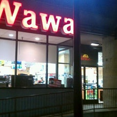 Photo taken at Wawa Food Market #179 by John C. on 12/5/2011