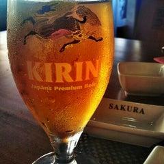 Photo taken at Restaurante Japonés Sakura VII by Ruyman G. on 12/26/2011