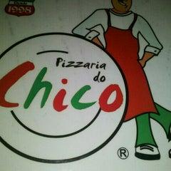 Photo taken at Pizzaria do Chico by Debora D. on 11/30/2011
