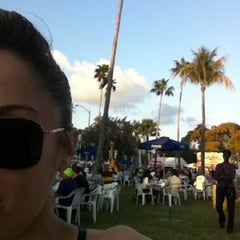 Photo taken at Coconut Grove Arts Festival by Lizette L. on 2/20/2011