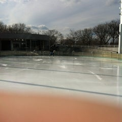 Photo taken at Rxr Ice Rink by Timothy B. on 12/10/2011