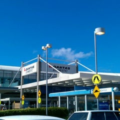 Photo taken at Brisbane Domestic Terminal by Marc C. on 8/4/2011